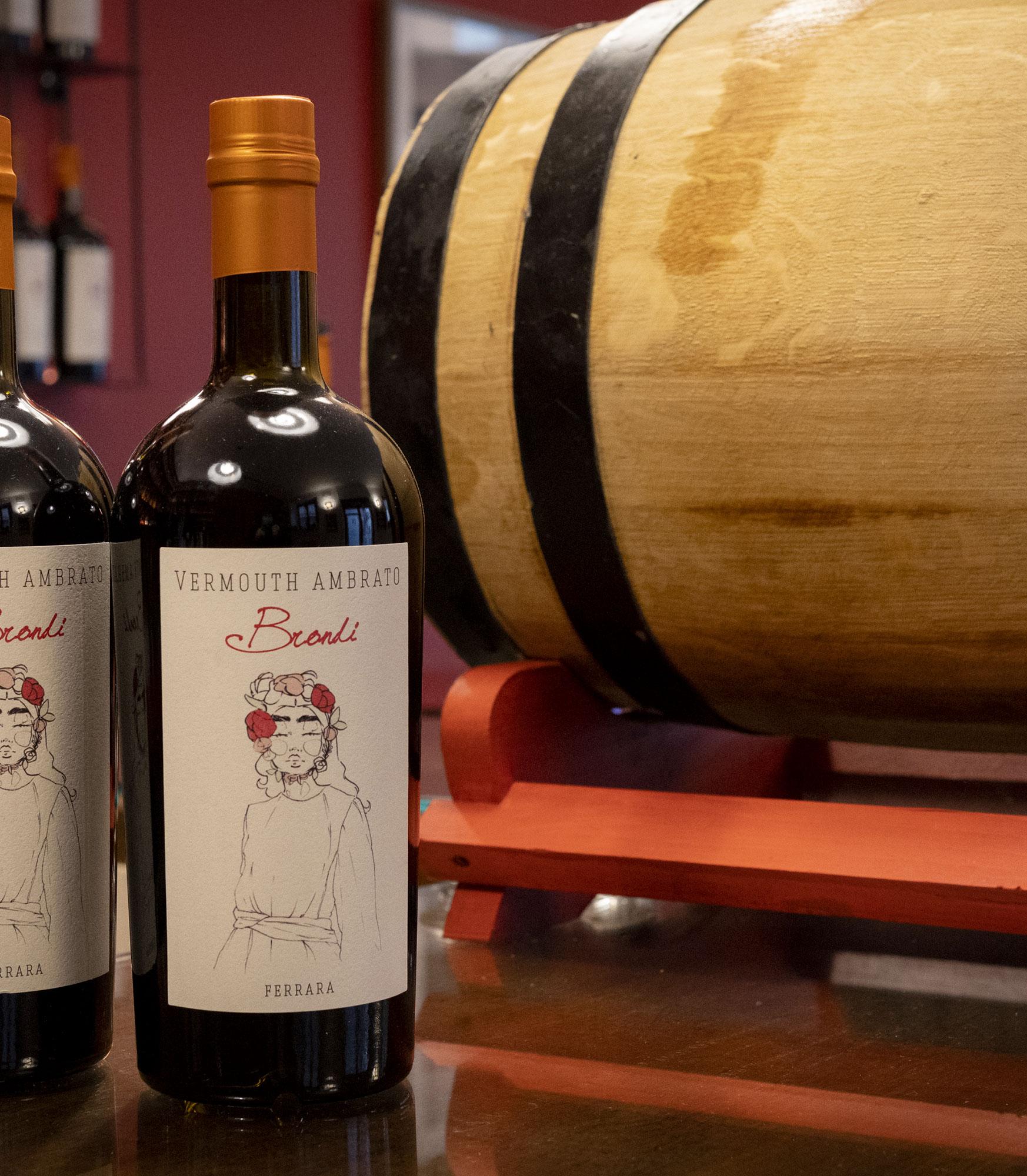 Nuova ricetta di Artemisia Vermuteria: il Vermouth in botte