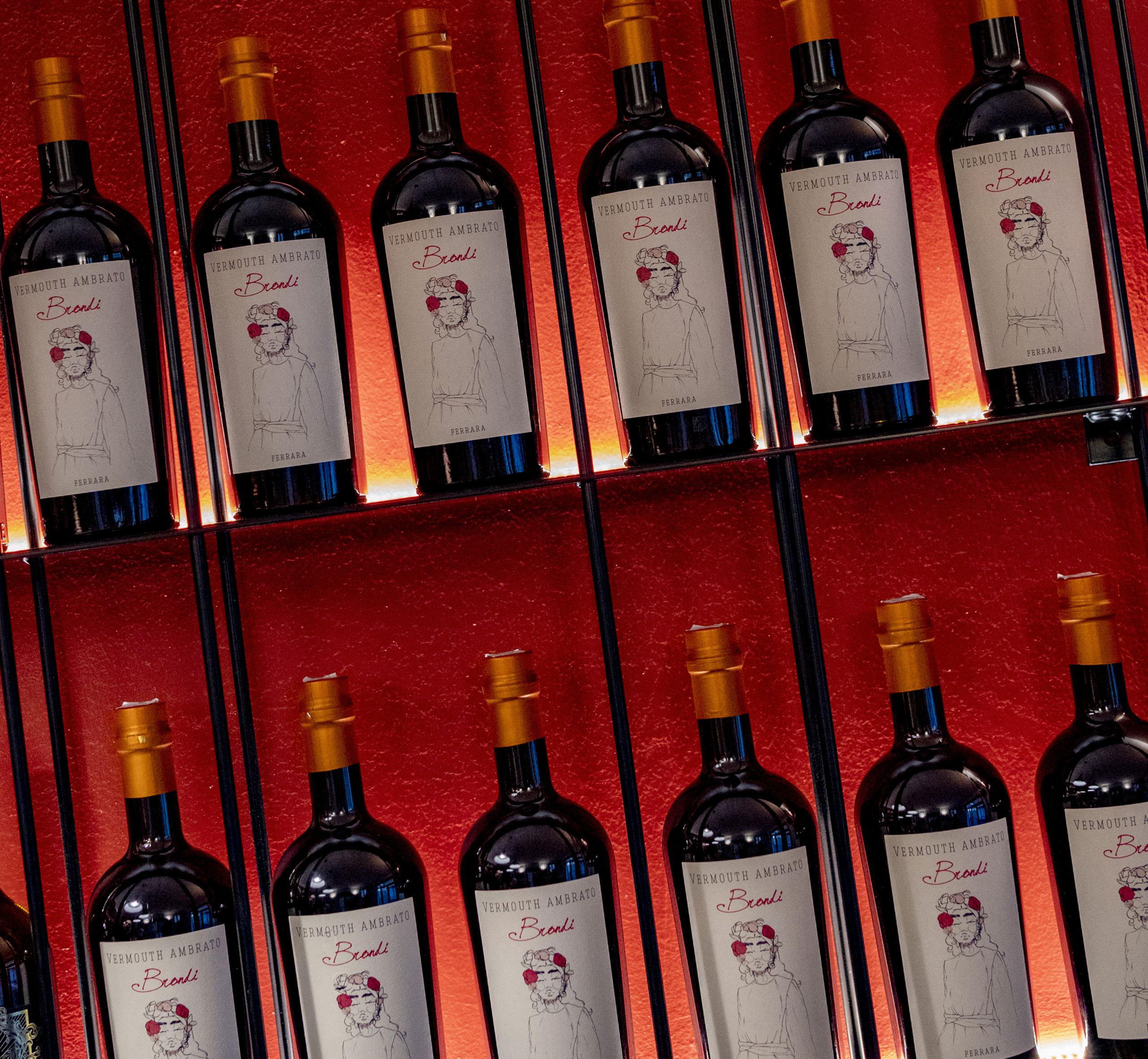 Il Vermouth della famiglia Brondi è il primo Vermut di Ferrara