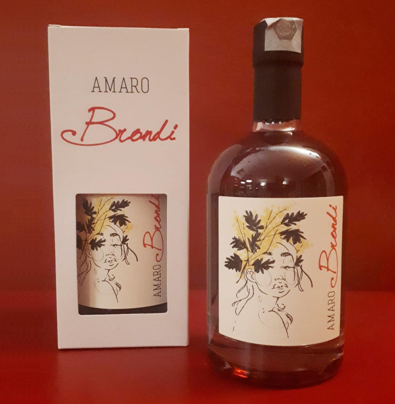 Nuovo Amaro Brondi